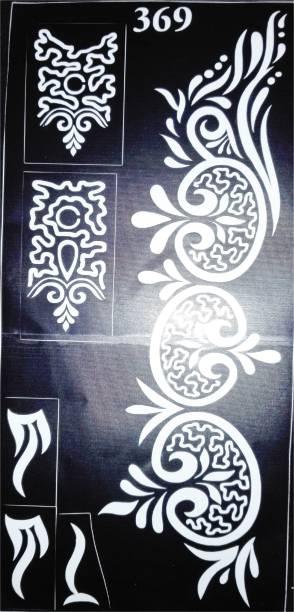 Henna Stencils Buy Henna Stencils Online At Best Prices In India