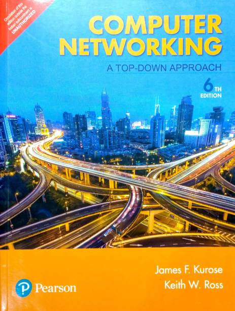 Computer Networking: A Top-Down Approach Paperback – 30 Jun 2017 - Computer Networking