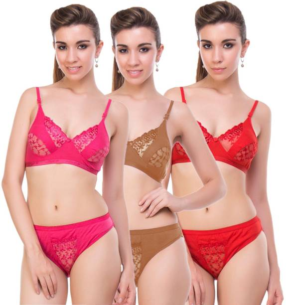 08efcc3537 Bra Panty Set Lingerie Sets - Buy Bra Panty Set Lingerie Sets Online ...