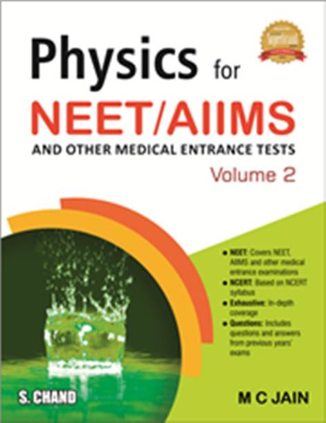 Physics for NEET/ AIIMS & Other Medical Entrance Tests: Volume 2 - Language : English