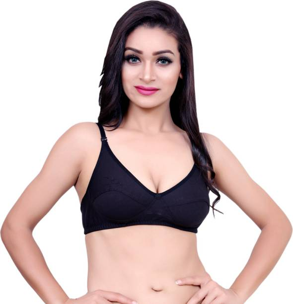 a4d0bab7ad420 Black Bras - Buy Black Bras Online at Best Prices In India ...