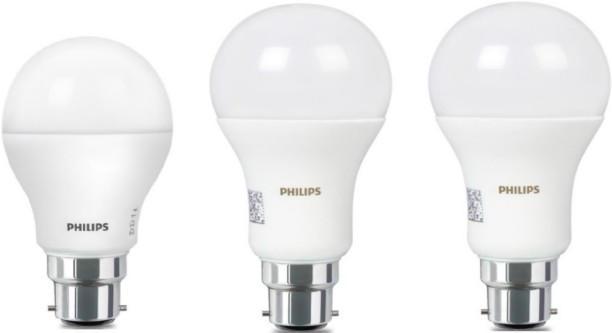Philips 16 W, 9 W Standard B22 LED Bulb