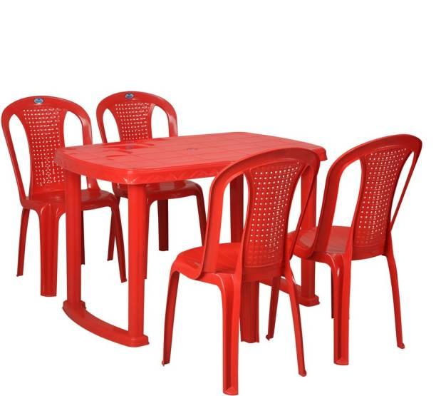 Plastic Dining Tables Sets Online At Best Prices On Flipkart