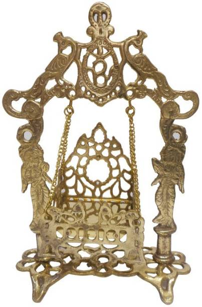 Brass Jhula Home Decor Buy Brass Jhula Home Decor Online At Best