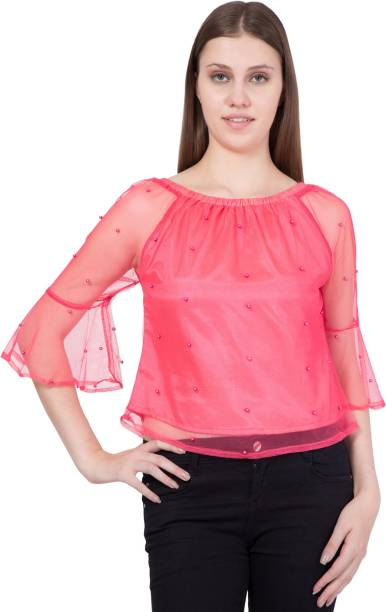 bae8bd53f932d Lace Tops - Buy Lace Tops Online at Best Prices In India