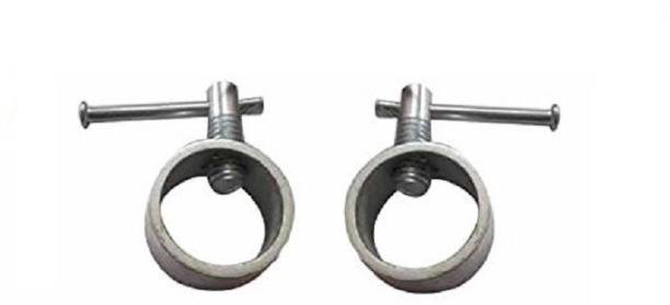 Aurion gym bar locks set of 2 Silver Bar Lock