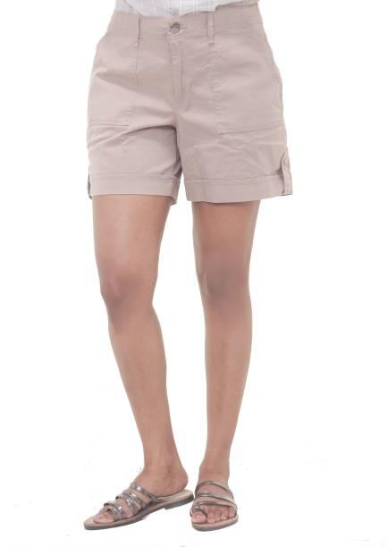 Only Solid Shorts Women Green Shop fnXV1NdGt