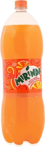 MiRiNDA Plastic Bottle