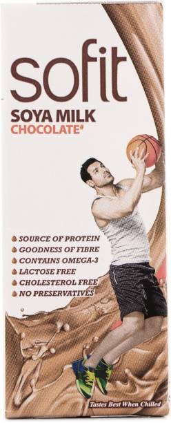 Sofit Soya Milk Chocolate