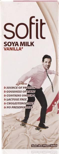 Sofit Soya Milk Vanilla