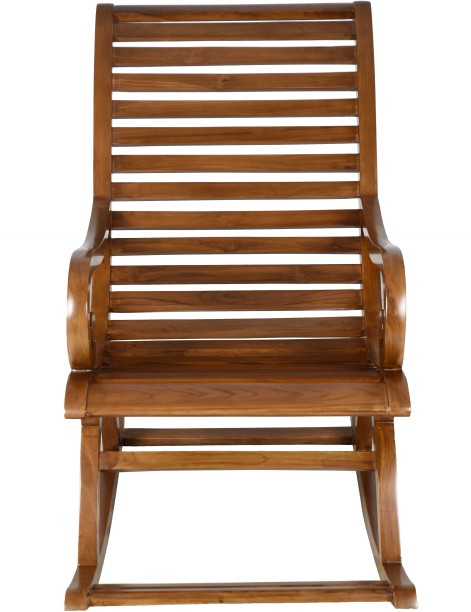 Charmant DZYN Furnitures Solid Wood 1 Seater Rocking Chairs