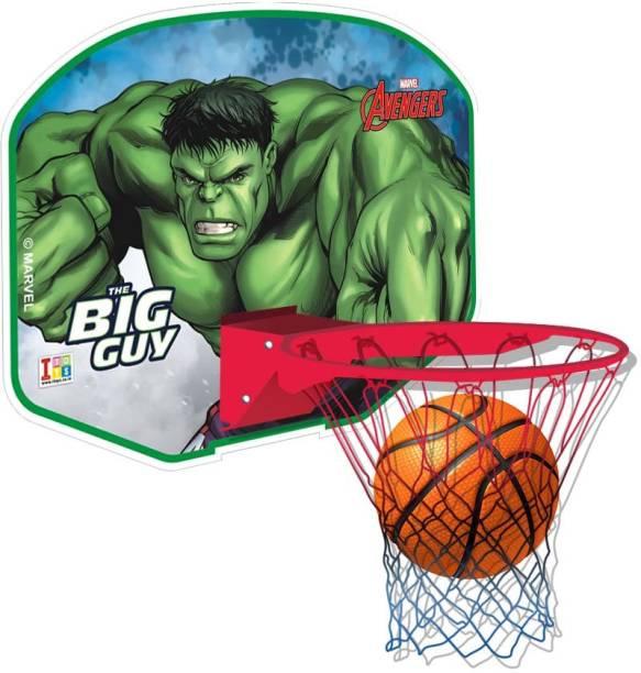 MARVEL Avengers Board and Net for Basketball