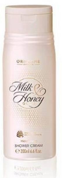 Oriflame Milk & Honey Gold Shower cream