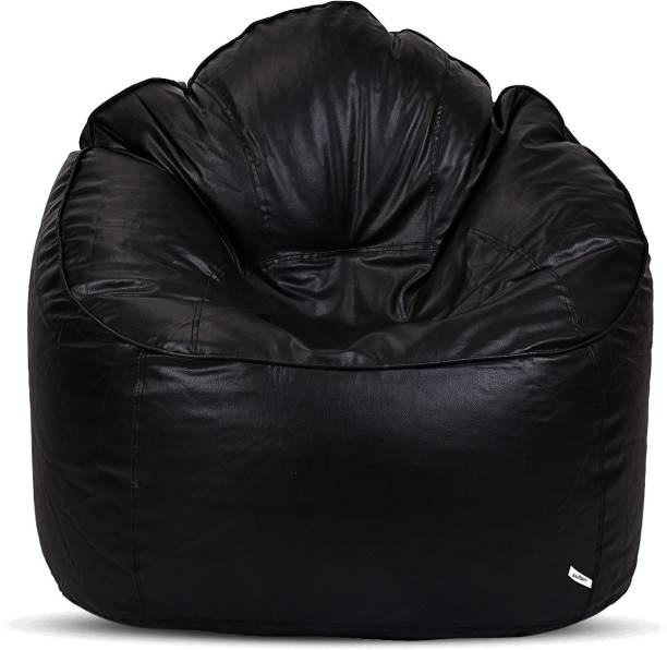 Sultaan XXXL Chair Bean Bag Cover  (Without Beans)