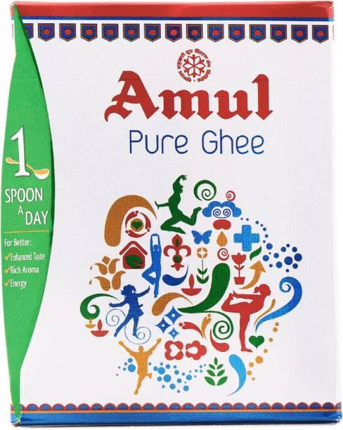 Amul Pure Ghee 500 ml Tetrapack