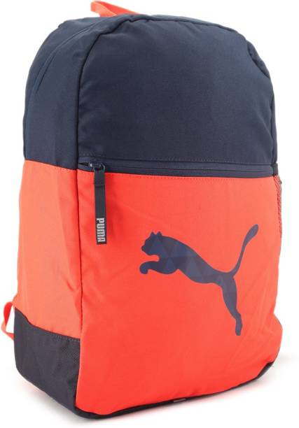 Puma Block Backpack 24 L Laptop Backpack 33fac95519fa7