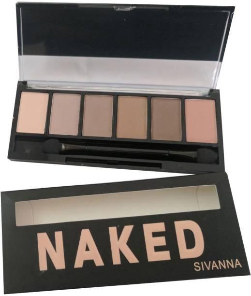 Sivanna Naked Eyeshadow 7 g