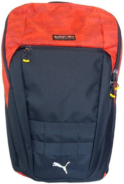 Puma 23 Ltrs Total Eclipse Chinese Redstam Casual Backpack (7428402) 23 L  Backpack 6de5b73635797