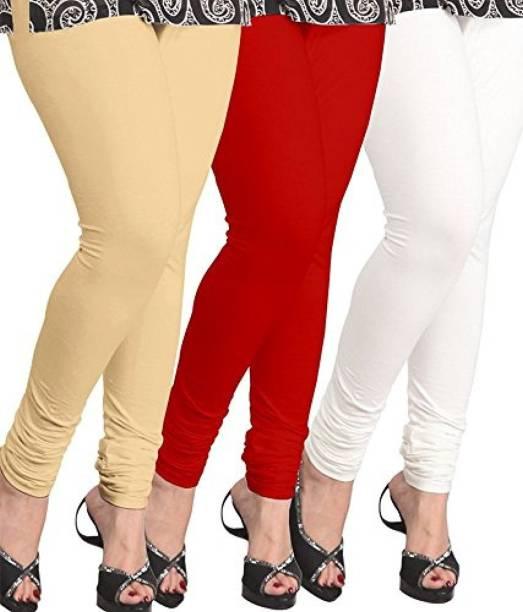 48b902b9ed5144 Cotton Silk Leggings - Buy Cotton Silk Leggings Online at Best ...