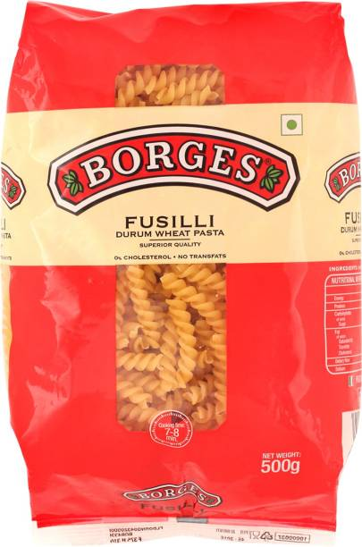Borges Durum Wheat Fusilli Pasta