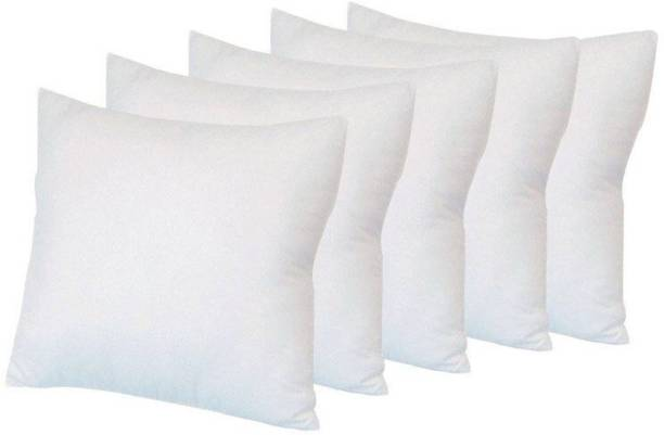 JoJo Cotton Solid Cushion Pack of 5