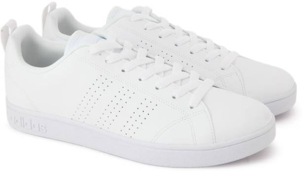 men's adidas neo vl court vulcanized low shoes nz