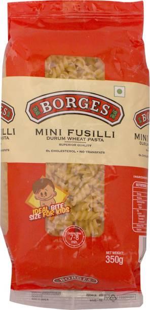 Borges Mini Durum Wheat Fusilli Pasta