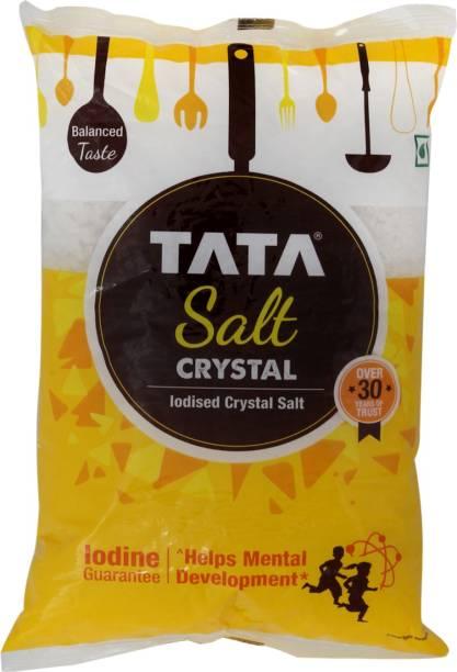 Tata Crystal Iodized Salt