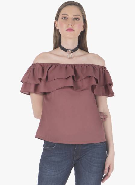 683a9537652f86 Party Tops - Buy Party Tops Online at Best Prices In India ...