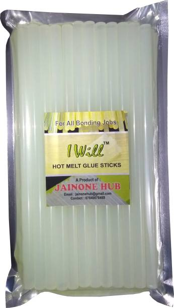 Iwill Transparent 11 MM Hot Melt Glue Sticks For Gun