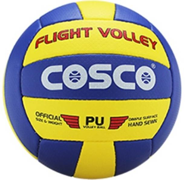 COSCO FLIGHT VOLLEY Volleyball - Size: 4