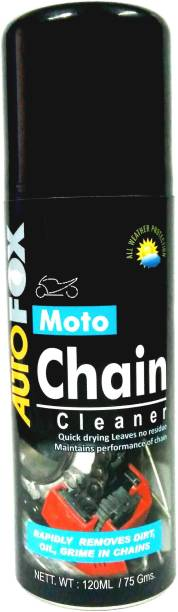 AUTOFOX Chain Cleaner and Degreaser