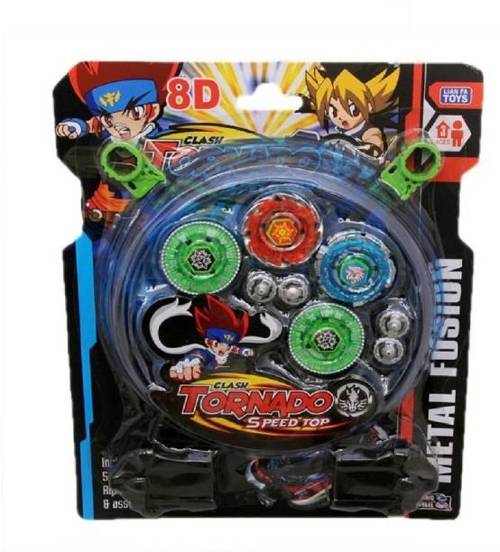 ALIVE LEGEND BeyBlade Mattel Fury Fusion Fire toy Rock With Mini Stadium