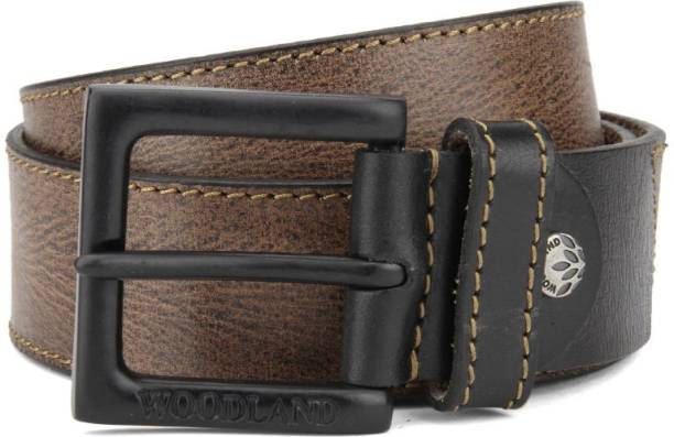 fa43306233 Woodland Belts - Buy Woodland Belts Online at Best Prices In India ...
