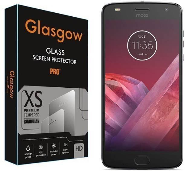 Glasgow Tempered Glass Guard for Motorola Moto Z2 Play