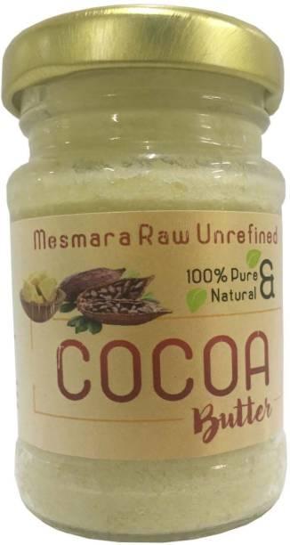 Mesmara Raw unrefined Cocoa Butter