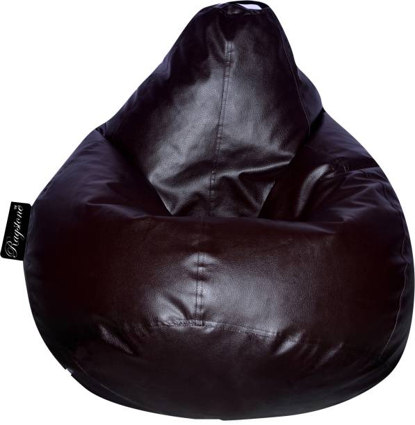 RAGSTONE XL Tear Drop Bean Bag Cover  (Without Beans)