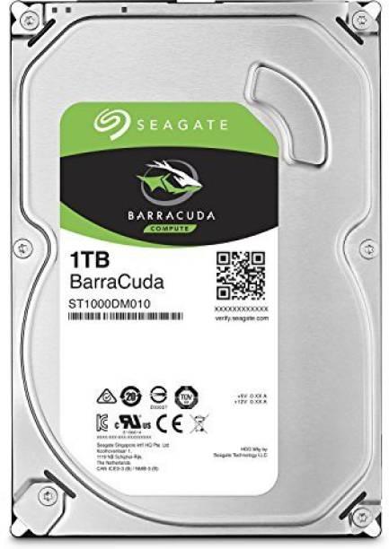Seagate Barracuda 1 TB Desktop Internal Hard Disk Drive (Seagate Barracuda 1TB)