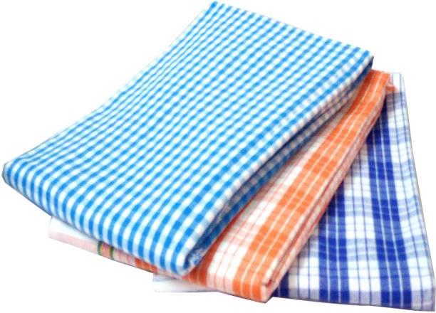 Blue jays hub Cotton 450 GSM Bath Towel Set