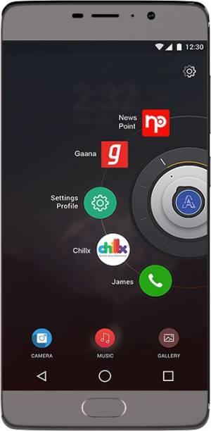 Panasonic Eluga A3 Pro (Mocha Gold, 32 GB)