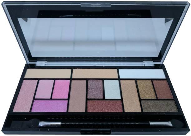 Sivanna Pro looks Eyeshadow Palette 20 g