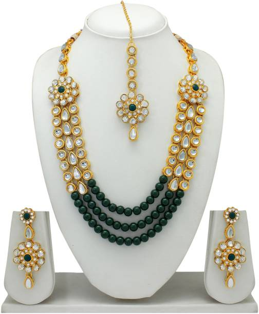 4e949cdb04b Kundan Jewellery - Kundan Jewellery Sets Online at Best Prices in ...