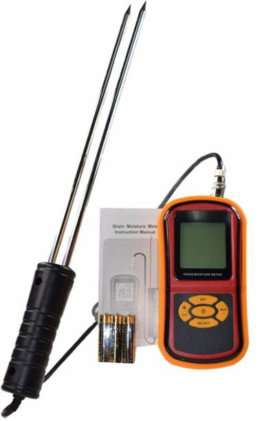 Benetech GM640 Grain moisture Meter Pin-Type Digital Moisture Measurer