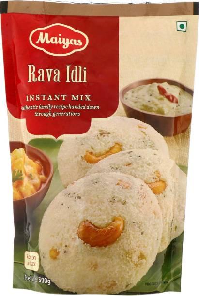 Maiyas Rava Idli Mix 500 g