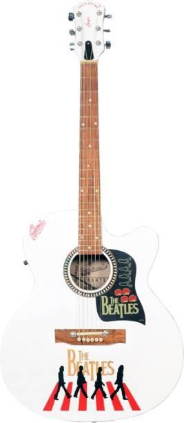 Signature Beatles Acoustic Guitar Rosewood Rosewood Right Hand Orientation