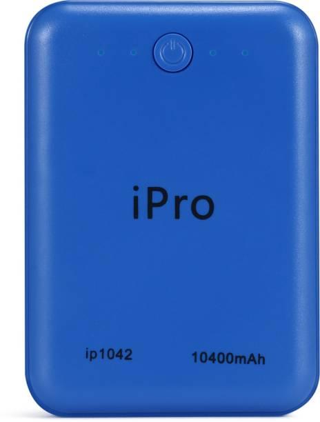 Ipro 10400 mAh Power Bank  IP1042