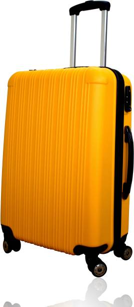 33bcbf39429 Carry trip 4 Wheels ABS Luggage Trolley Bag with TSA lock Check-in Luggage -