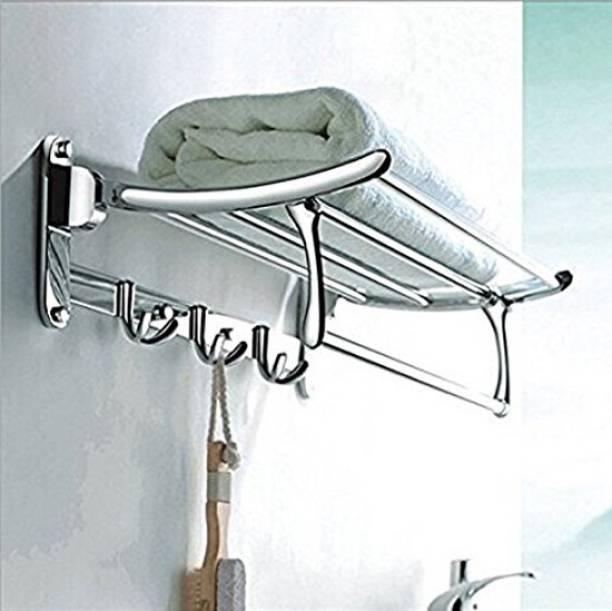 HANDY Fold_Rack_18inchRound Steel Towel Holder