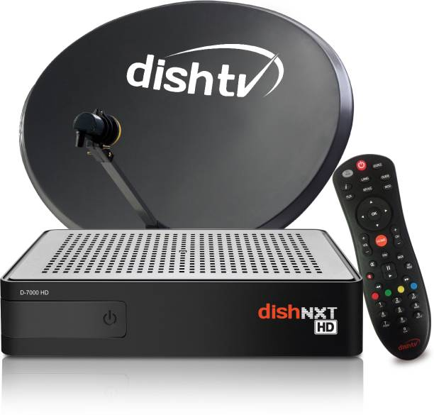 Dth Buy Dth Hd Sd Connection Online At Best Prices In India