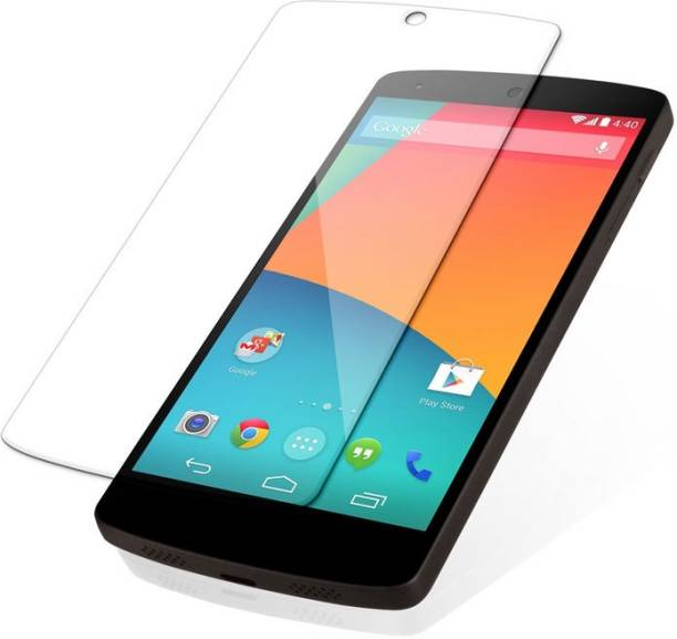 Mudshi Tempered Glass Guard for Google Nexus 5